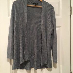 GUC Eileen Fisher Wool/linen/silk cardigan